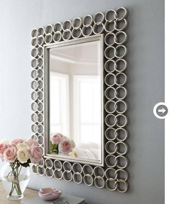 Pretty Mirror Decoration On Wall Mirror Www (#28 of 30)