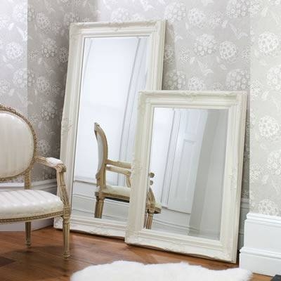 20 Best Collection of French Floor Standing Mirrors
