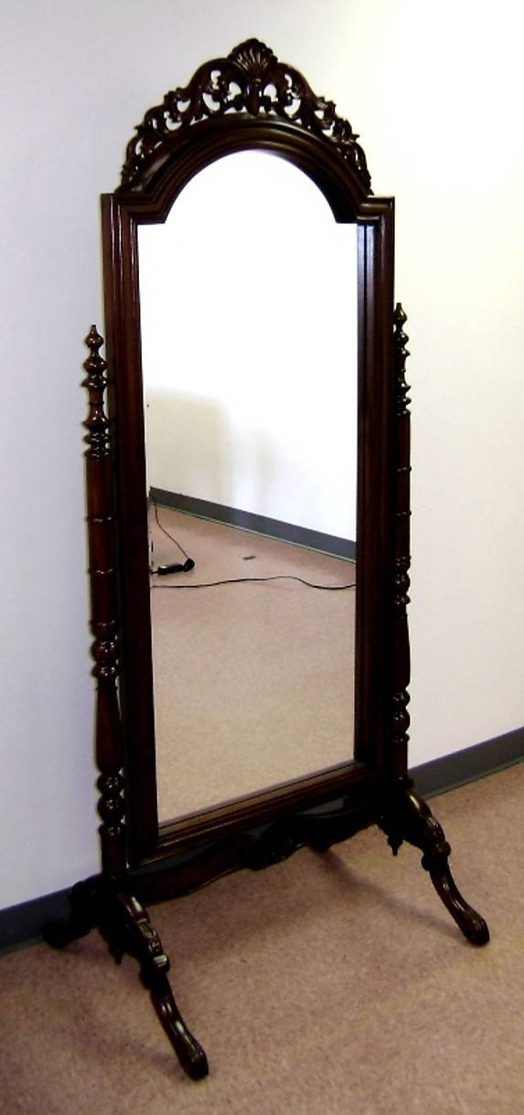 Popular Photo of Victorian Standing Mirrors