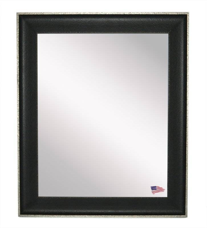Rayne Mirrors Ava Vintage Black Mirror | Wayfair Regarding Black Vintage Mirrors (#28 of 30)