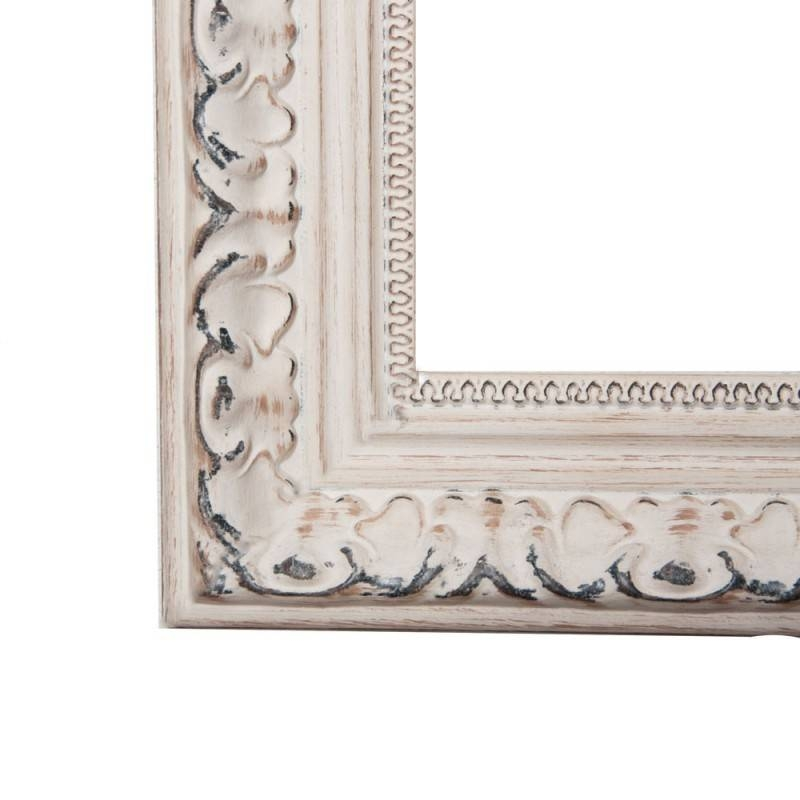 Rayne Mirrors Jovie Jane French Victorian White Floor Mirror Ry R039T For Victorian Floor Mirrors (#23 of 30)