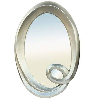 Rectangle Black Bevelled Mirror – Mirrors (#29 of 30)