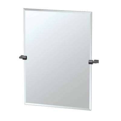 Rectangle – Frameless – Bathroom Mirrors – Bath – The Home Depot Pertaining To Large Frameless Bathroom Mirrors (#29 of 30)