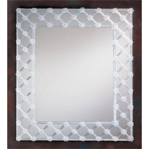 Rectangular Venetian Mirror 607 From Decorative Crafts With Regard To Rectangular Venetian Mirrors (#14 of 30)