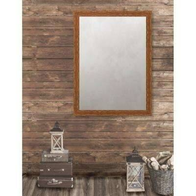 Red – Mirrors – Wall Decor – The Home Depot Regarding Red Wall Mirrors (#20 of 30)