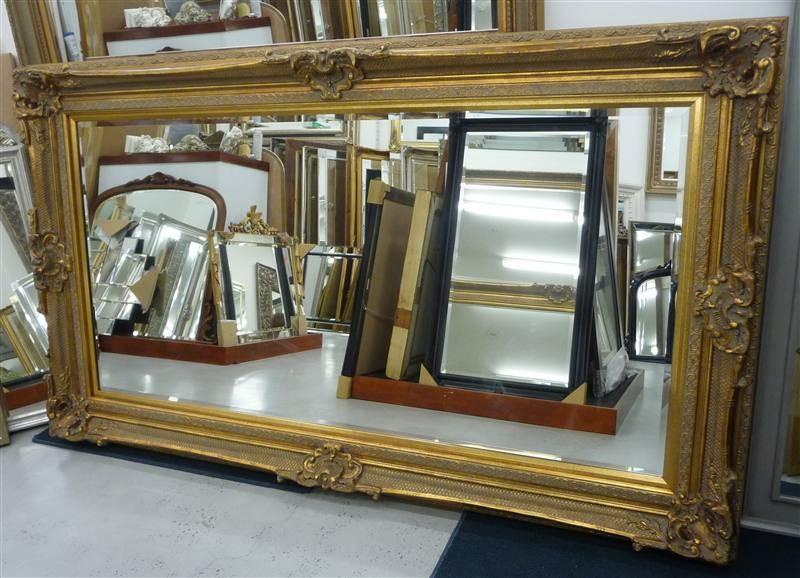 Reflect Mirrors Brisbane | Ornate Mirrors | Traditional Mirrors In Full Length Ornate Mirrors (#21 of 30)