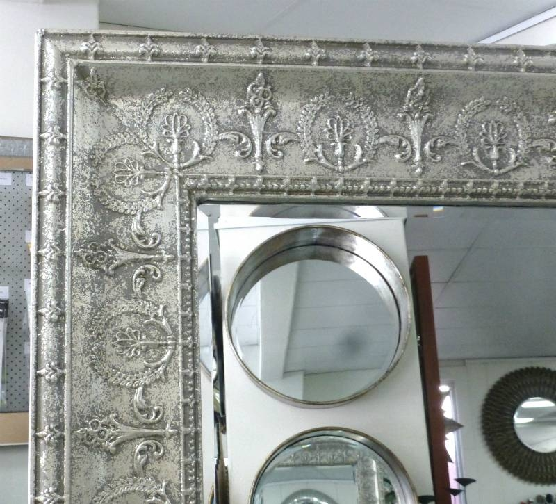 Reflect Mirrors Brisbane | Pressed Metal Mirror | Full Length Intended For Pressed Tin Mirrors (#16 of 20)