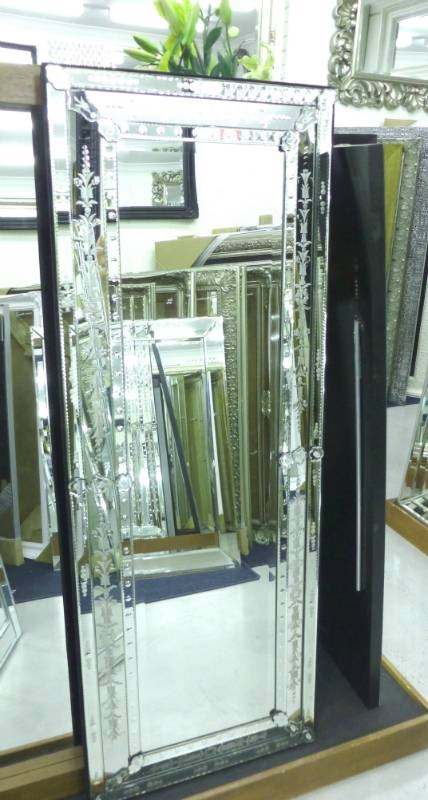 Reflect Mirrors Brisbane   Venetian Mirrors   Full Length Mirror Intended For Full Length Venetian Mirrors (View 11 of 15)