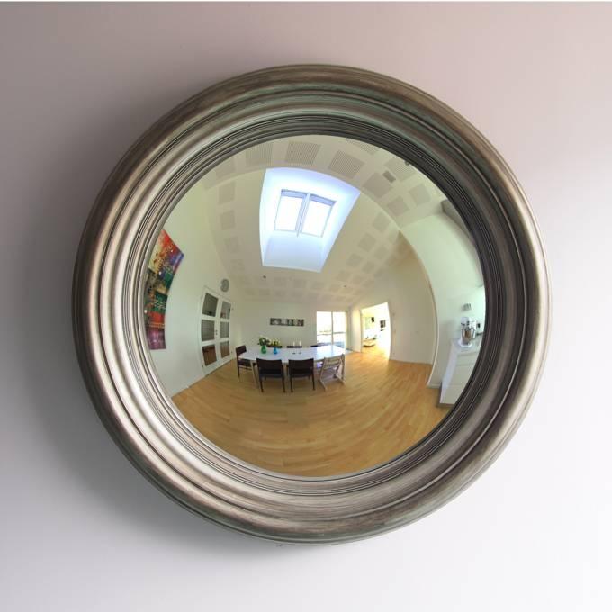 Reflecting Design Decorative Convex Mirrors For Interior Design Throughout Decorative Convex Mirrors (#17 of 20)