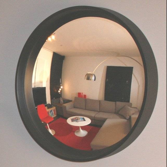 Reflecting Design Leland 38 Decorative Convex Wall Mirror Within Convex Wall Mirrors (#25 of 30)