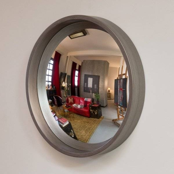 Reflecting Design Pazzo 27 Decorative Convex Wall Mirror & Reviews For Convex Decorative Mirrors (View 13 of 30)