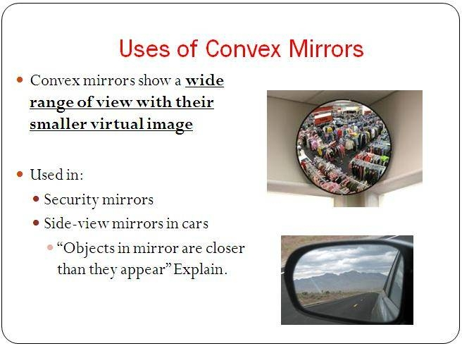 Reflection In Curved Mirrors – Optics Lesson – High School Physics In Curved Mirrors (View 22 of 30)