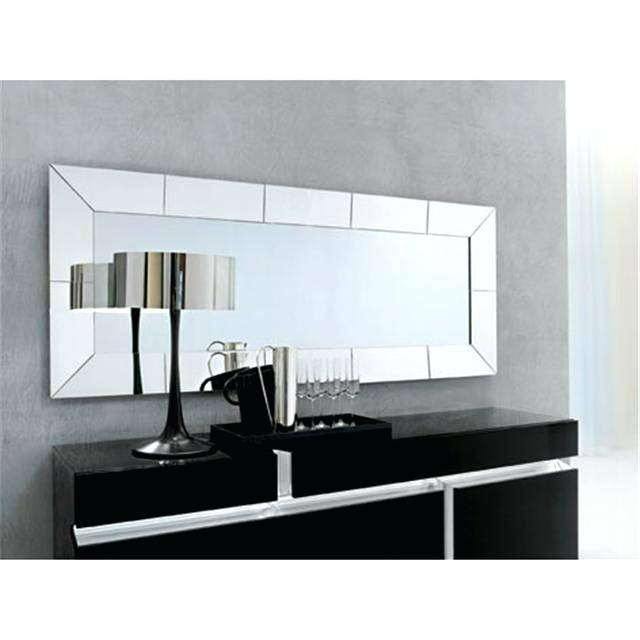 Regal Modern Contemporary Italian Mirrorscattelan Italiaextra Throughout Modern Contemporary Mirrors (#25 of 30)