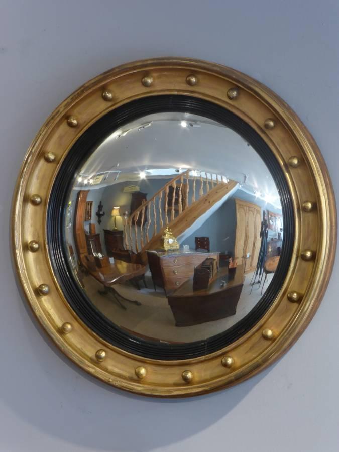 20 Photo Of Antique Convex Mirrors