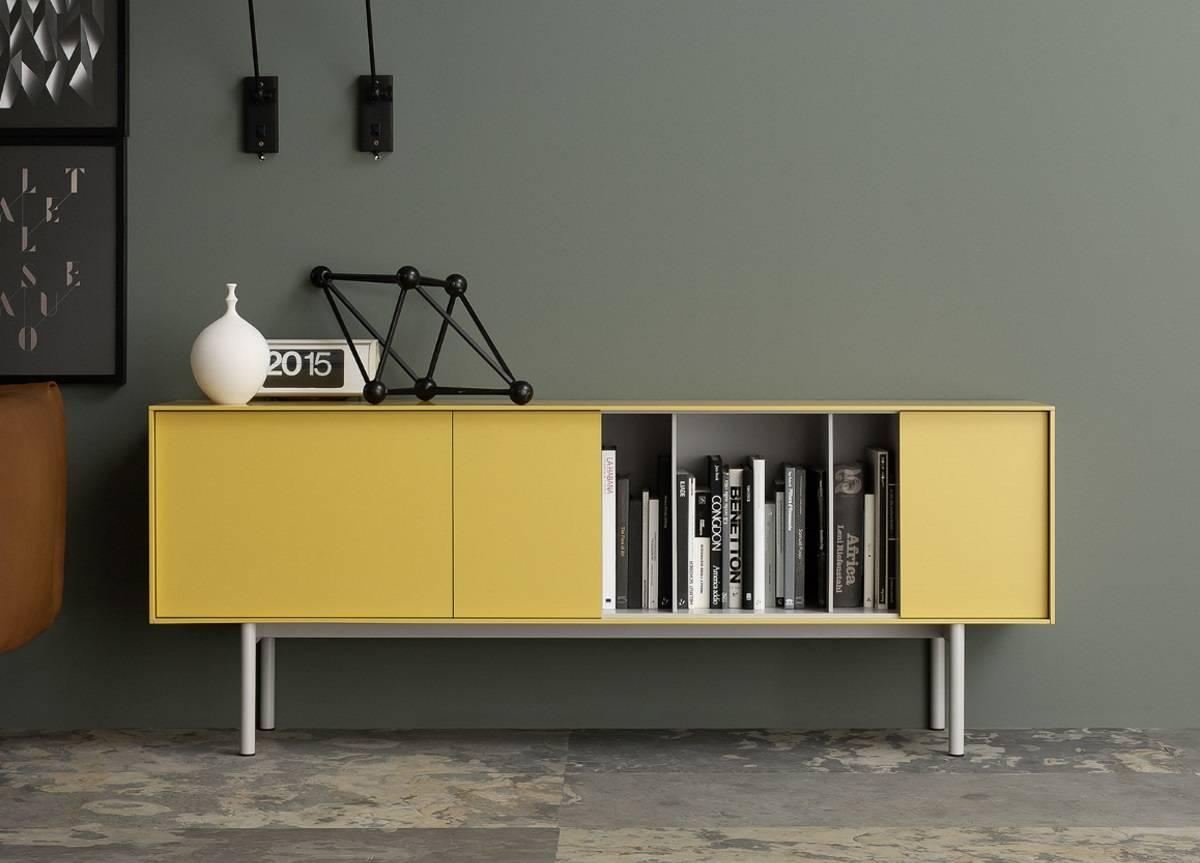 Reverse Medium Sideboard – Contemporary Sideboards & Modern Furniture With Contemporary Sideboards (#14 of 20)