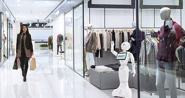 Robots, Interactive Mirrors Coming To Stores – Finance & Commerce Throughout Shopping Mirrors (#23 of 30)