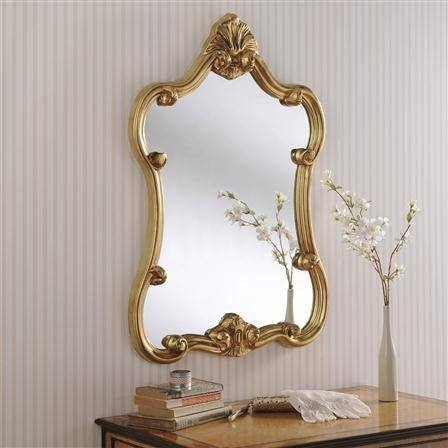 Rococo Mirrors | Exclusive Mirrors In Gold Rococo Mirrors (View 14 of 20)