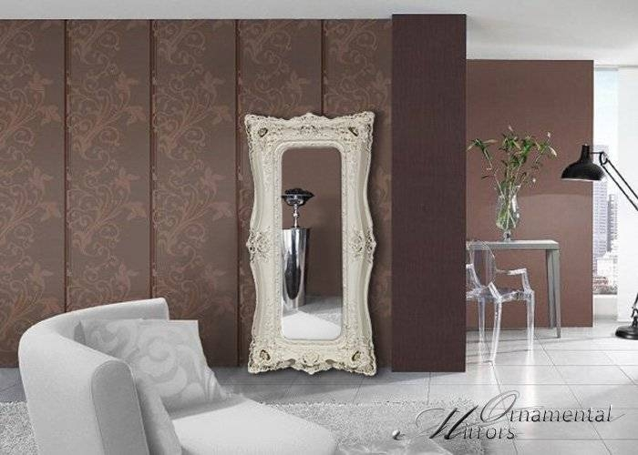 Rococo Mirrors With Large Rococo Mirrors (#28 of 30)