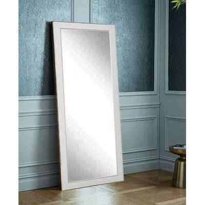 Rosdorf Park Aged Victorian Full Length Mirror & Reviews | Wayfair With Regard To Victorian Full Length Mirrors (View 5 of 20)