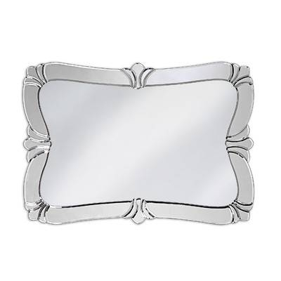 Rosdorf Park Venetian Style Glass Wall Mirror & Reviews | Wayfair Pertaining To Venetian Style Wall Mirrors (#13 of 20)