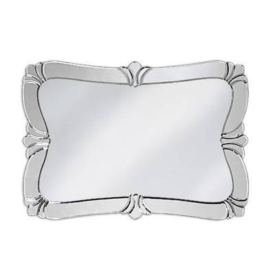 Rosdorf Park Venetian Style Glass Wall Mirror & Reviews | Wayfair Pertaining To Venetian Style Wall Mirrors (View 13 of 20)