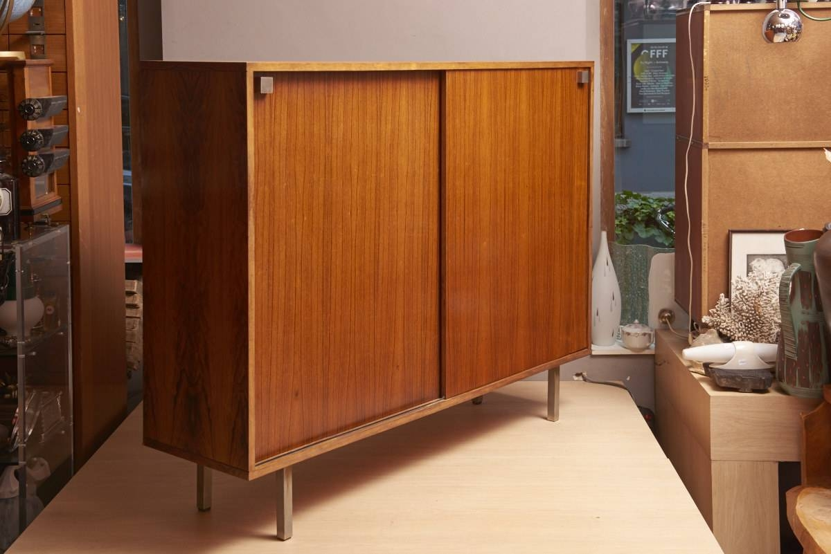 Rosewood High Sideboardalfred Hendrickx For Belform, 1968 For In High Sideboard (View 14 of 20)