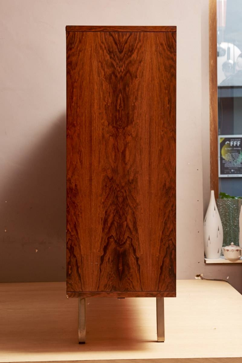 Rosewood High Sideboardalfred Hendrickx For Belform, 1968 For Intended For High Sideboard (View 16 of 20)