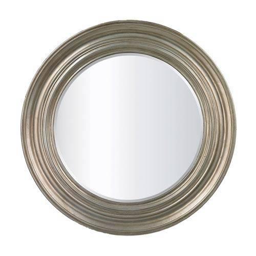 Round Antique Mirror   Bellacor With Regard To Round Antique Mirrors (View 14 of 30)