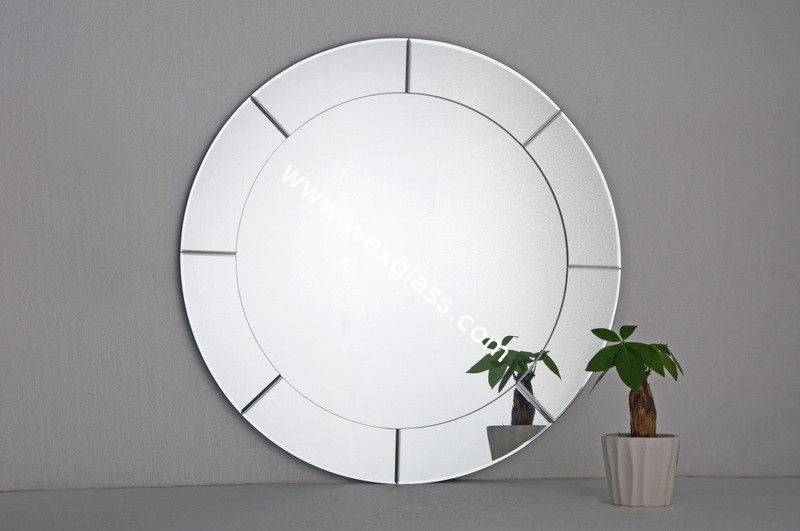 Round Bathroom Mirrors Designs : Doherty House – Spectacular Round In Designer Round Mirrors (#18 of 20)