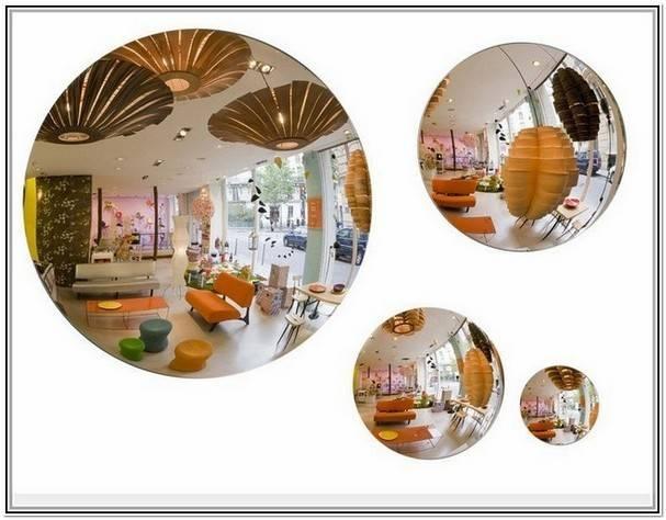 Round Convex Mirror Decorative   Home Design Ideas Intended For Decorative Convex Mirrors (#18 of 20)