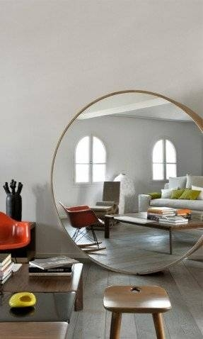 Round Large Mirrors – Foter Inside Round Large Mirrors (#19 of 20)