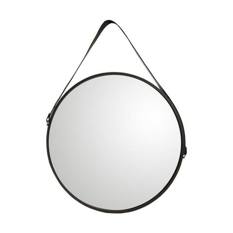 Round Mirror | Kmart With Regard To Leather Round Mirrors (#18 of 20)