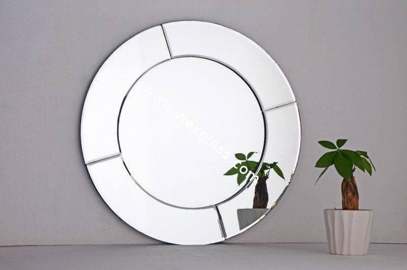 Round Mirror Wall Decor Home : Beauty Round Mirror Wall Decor With Round Mirrors (View 18 of 30)