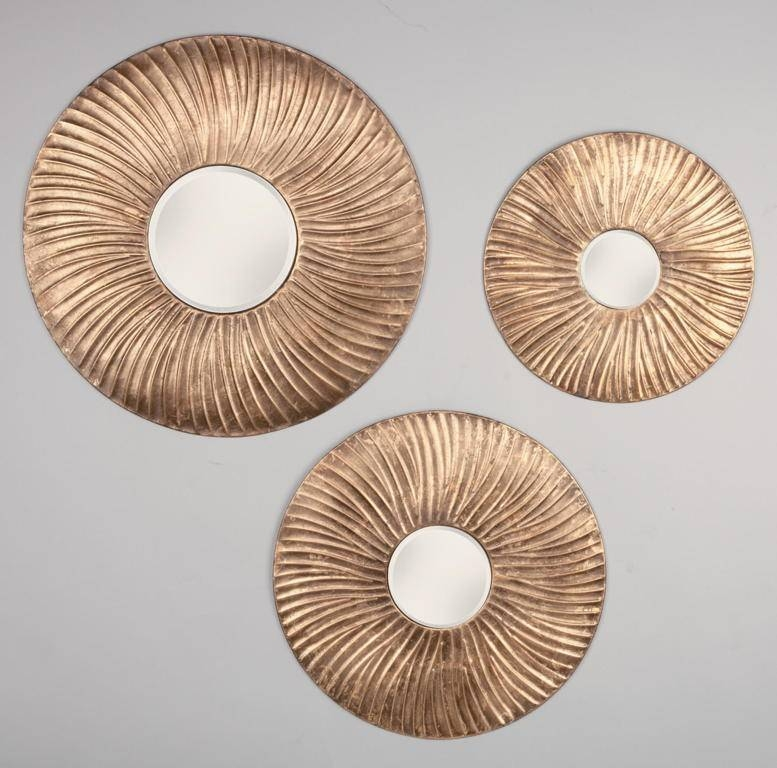 Round Wall Mirror – Hypnofitmaui In Large Round Gold Mirrors (View 27 of 30)