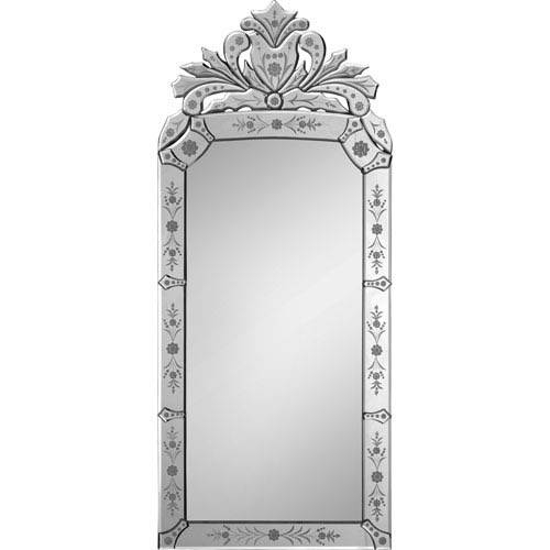 Royal Art Venetian Mirror Ren Wil Wall Mirror Mirrors Home Decor Inside Long Venetian Mirrors (#11 of 20)