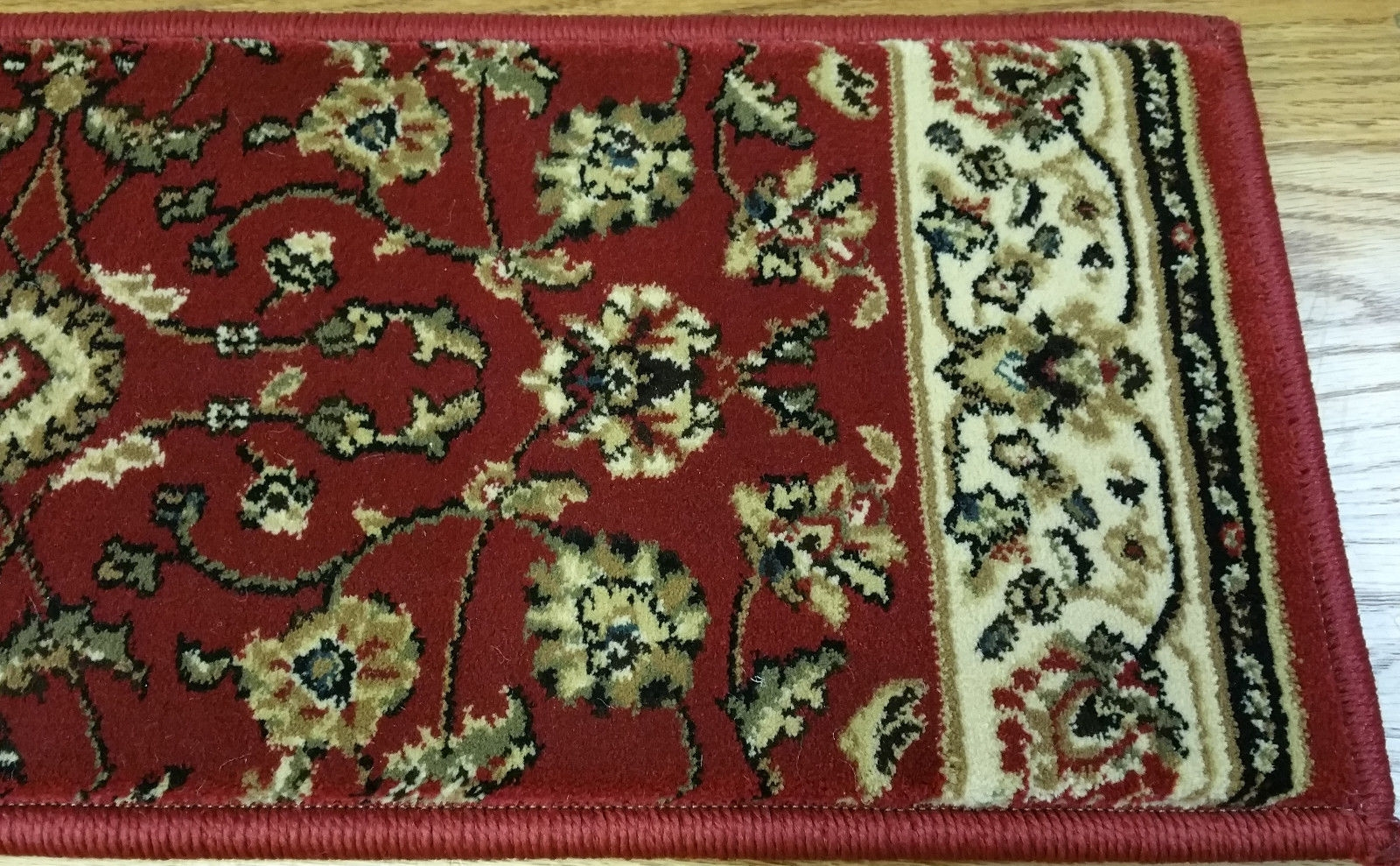 Rug Depot 13 Oriental Carpet Stair Treads 26 X 95 Staircase Pertaining To Oriental Rug Stair Treads (#16 of 20)