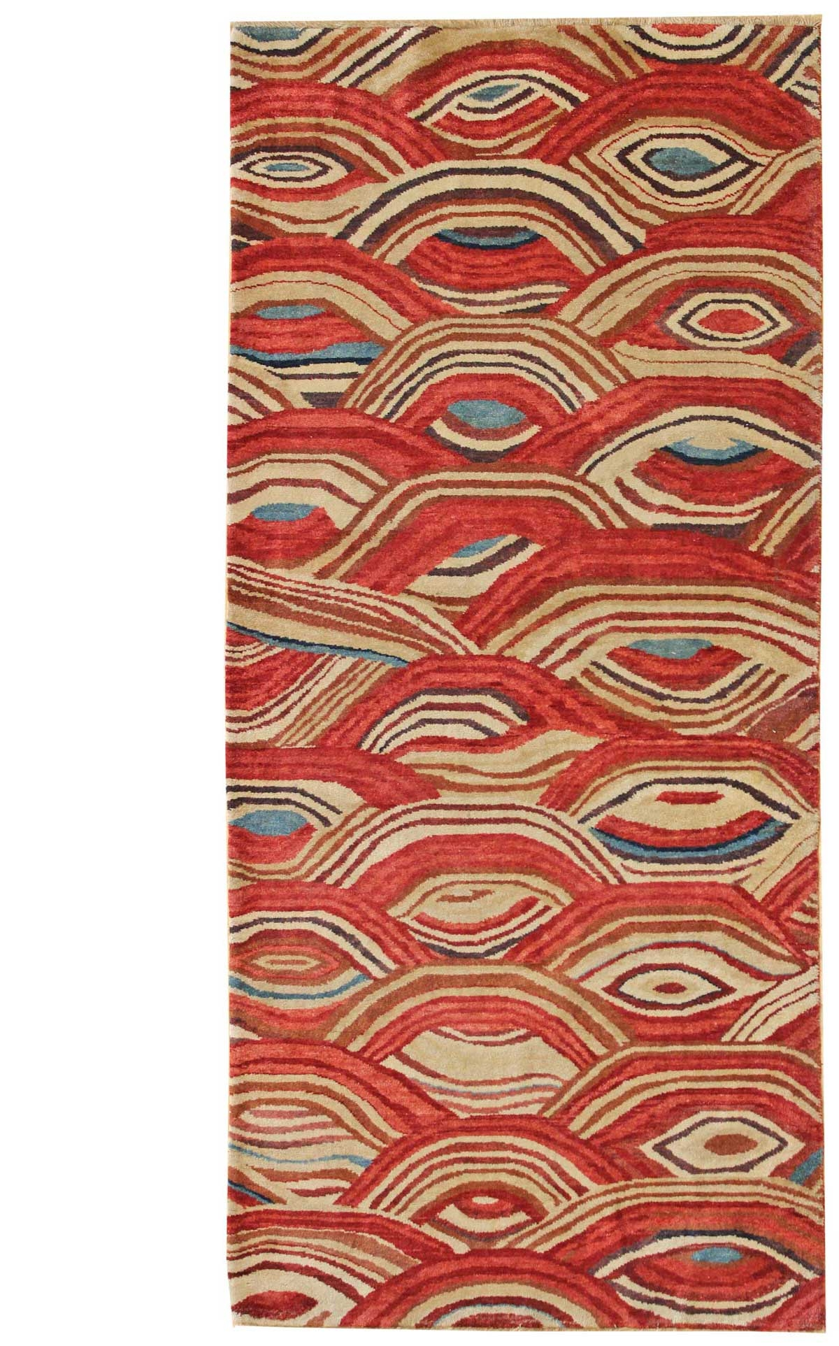 Rug Modern Runner Rugs Wuqiangco Regarding Contemporary Runner Rugs For Hallway (#15 of 20)
