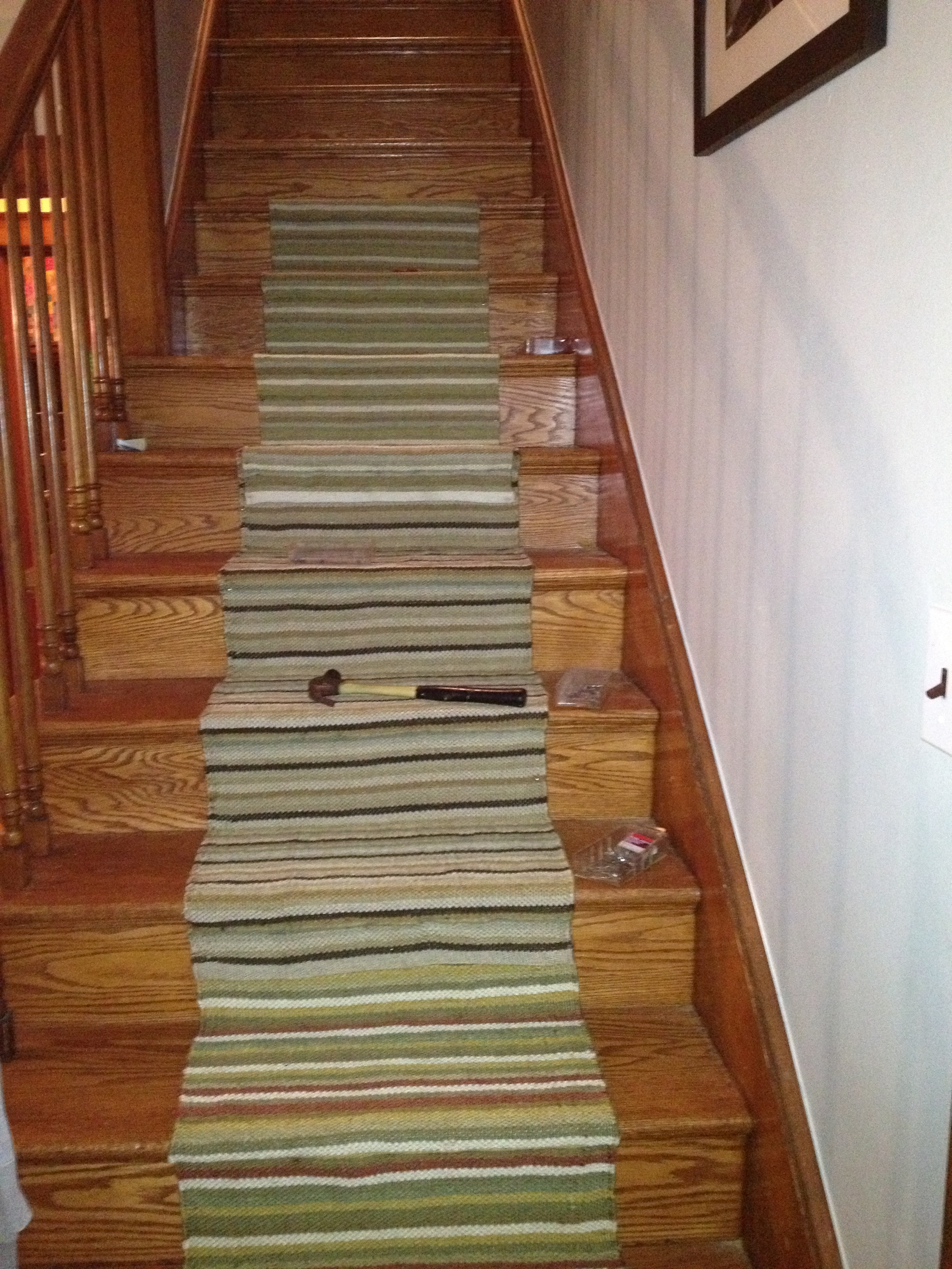 20 Collection Of Stair Treads Landing Rug