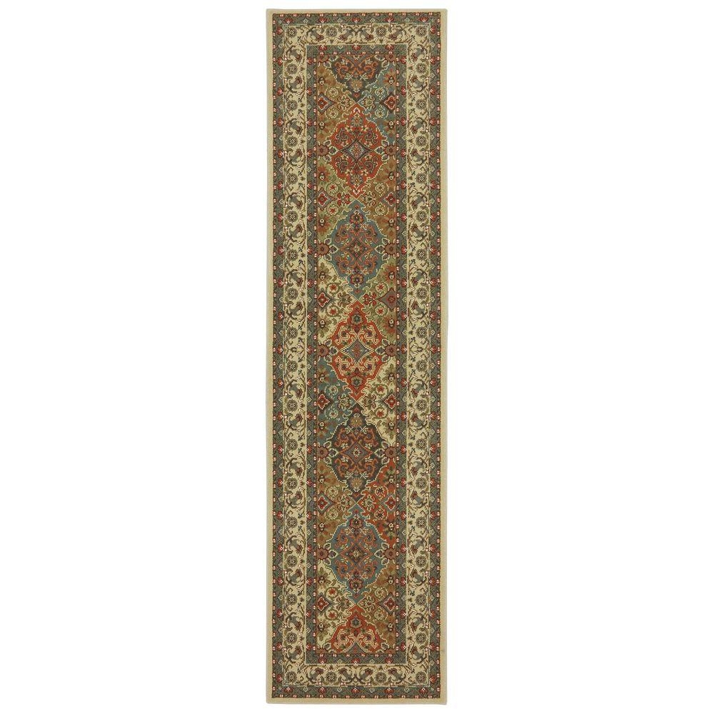 Runner Area Rugs Rugs The Home Depot In Hallway Runners Black (#20 of 20)