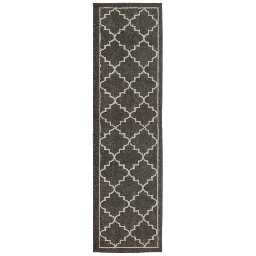 Runner Area Rugs Rugs The Home Depot Pertaining To Hallway Runners Black And White (#17 of 20)