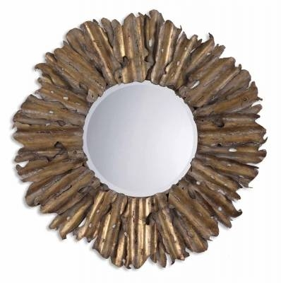 Rustic Mirrors | Reclaimed Wood, Distressed Wood, Iron Intended For Distressed Framed Mirrors (#24 of 30)