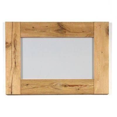 Popular Photo of Rustic Oak Mirrors