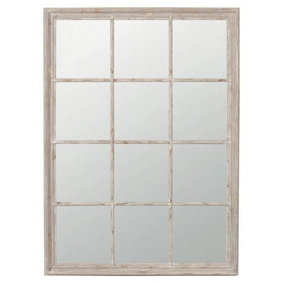 Sash Window Wall Mirror – Oka Within Window Mirrors (#25 of 30)