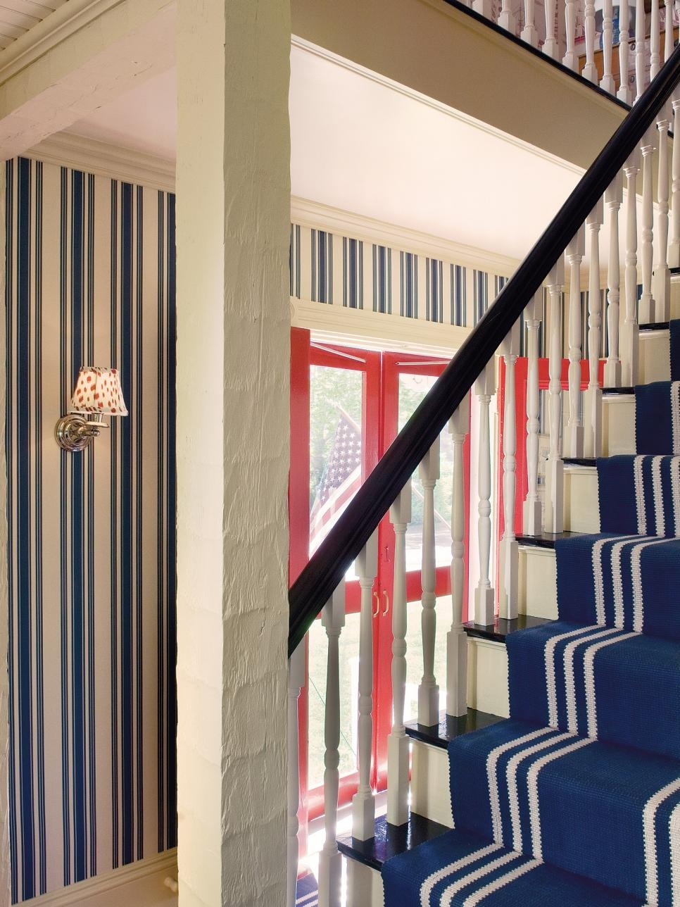 Search Viewer Hgtv Pertaining To Striped Hallway Runners (#16 of 20)