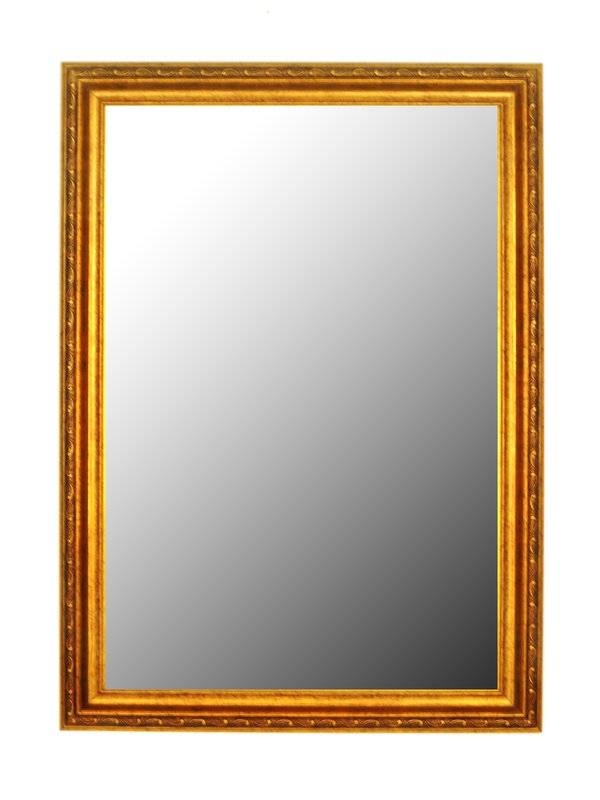 Second Look Mirrors Louis Xii French Gold Wall Mirror & Reviews Intended For Gold Wall Mirrors (View 13 of 30)