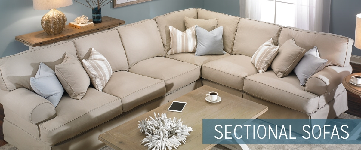 Sectional Sofas Haynes Furniture Virginias Furniture Store With Sectinal Sofas (View 5 of 15)