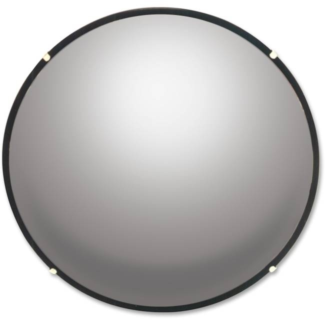 """See All N12 Round Glass Convex Mirrors Round12"""" Diameter Seen12 Within White Convex Mirrors (#25 of 30)"""