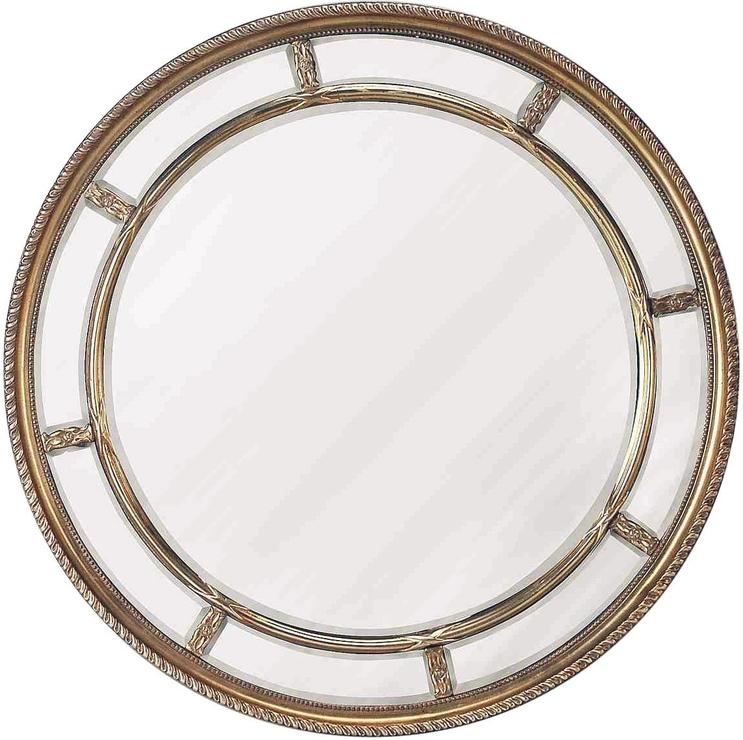 Segmented Round Mirror | Mirrors For Round Mirrors (View 14 of 30)