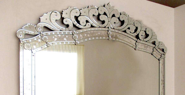 Seguso | Venetian Mirrors Intended For Venetian Mirrors (#14 of 20)