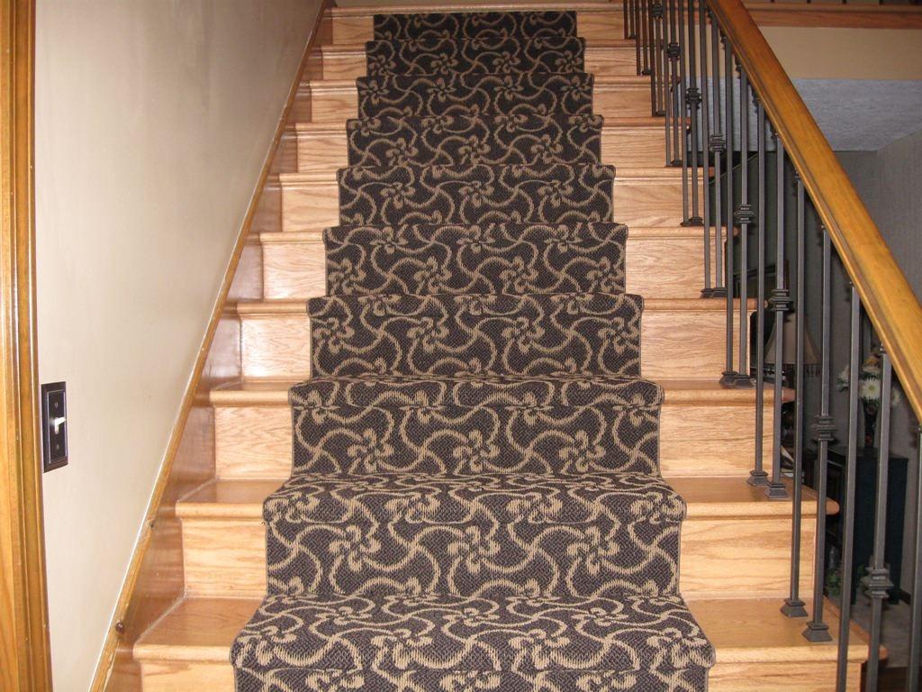 Self Adhesive Carpet Stair Treads Carpet Ideas Intended For Adhesive Carpet Stair Treads (View 8 of 20)